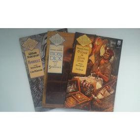 Classics Illustrated - Moby Dick,hamlet, Etc (vols. 1 A 3)