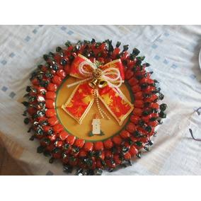Guirlanda De Balas - Natal - Enfeite - Comestivel - Susplat