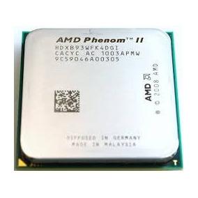 Phenom Il 2 X4 B93 2,8 Ghz 95w Socket Am3 Am2+ Com Garantia!