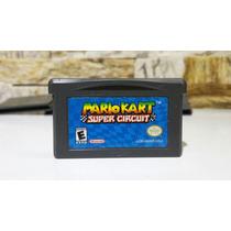 Mário Kart Para Game Boy Advanced
