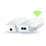 Extensor Amplificador Wifi Devolo Dlan1200+ Wifi Starter Kit