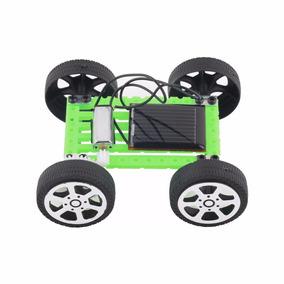 Mini Juguete Solar Coche Carro, Educativo Para Los Niños