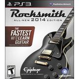 Juego Ps3 Rocksmith 2014 Original Con Cable Real Tone