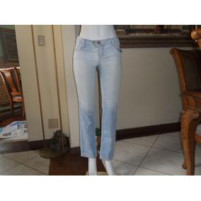 c9ac242cc Calça Jeans Feminina Hering Tam 44 Original Bom Estado