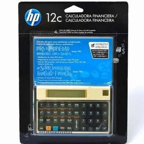 Calculadora Financeira Hp 12c Gold Português Original Lacrad