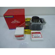 Kit Cilindro/pistao/aneis Titan 99(cilindro/pistao Honda Gm