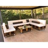 Muebles Exterior Ecopalet Diseños Exclusivos