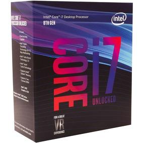 Processador Intel Core I7-8700k 8ª Ger 3.7ghz 12mb Lga1151