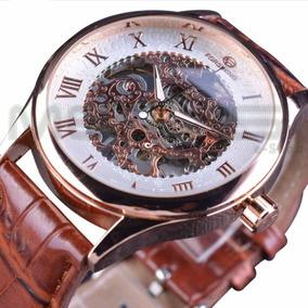 0705a452901 Relogio Mecanico Masculino Dourado - Joias e Relógios no Mercado ...