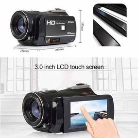 Camera Filmadora Semi Profissional Com Visão Noturna Compre