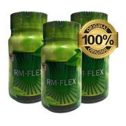 Rm + Flex 30 Capletas Con 850mg (3 Frascos) Envio Full