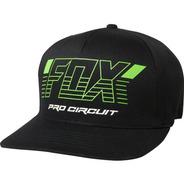 Gorra Fox Pro Circuit Flexfit #23015-001 - Tienda Oficial