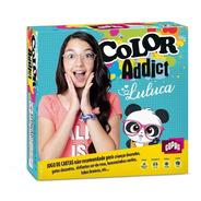 Jogos Brinquedo Color Addict Luluca Card Games Cartas Copag