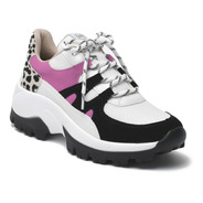 Tênis Sneaker Feminino Via Marte Chunky Plataforma 20-12006
