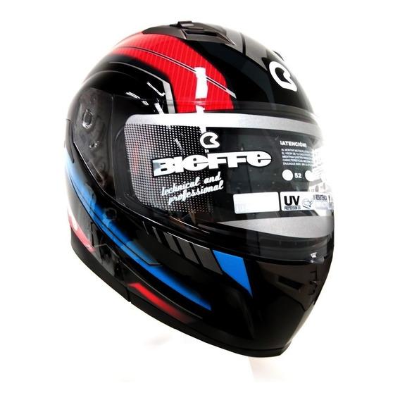 Casco Moto Rebatible Bieffe By Peels 953 Tourer - Ahora 12