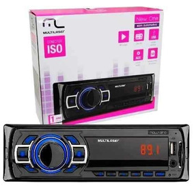 Multilaser New One Mp3 Player Usb/sd/recever Fm