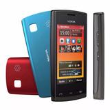 Nokia 500 3g Rádio Mp3 Novo !!!!!
