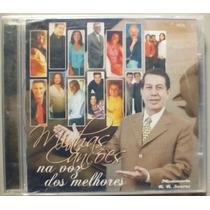 Cd Rr Soares - Minhas Canções Na Voz Dos Melhores