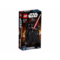 Educando Lego Star Wars 75117 Set Kylo Ren Construcción