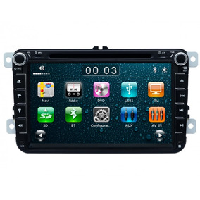Central Multimidia Jetta Tiguan Amarok Kit Gps/tv/dvd