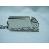 Chaveiro Caminhão Metal Coleção Presente Truck Scania