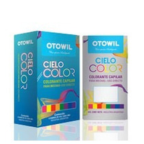 Tintura Cielo Color Fantasia Otowil X Caja De 6 Unidades