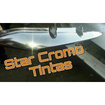 Tinta De Efeito Cromada - Cromo - Mirror Chromo Effect 500ml