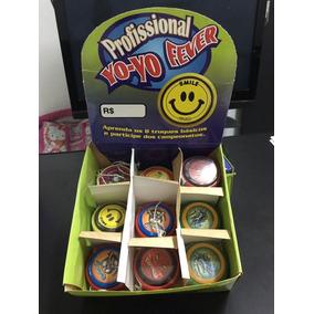 Yoyo ( Ioio) Profissional Fever - Kit C/ 18 Peças