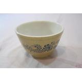 Bowl Em Vidro Opalinado Pyrex Da Corning Cchic