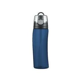 Termo Nissan Intak Hidratación Con Medidor, Azul