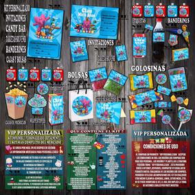Kit Imprimible Pocoyo Personalizado Invitaciones Cumpleaños