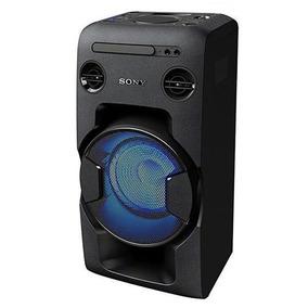 Aparelho De Som Sony Mhc-v11 Com Bluetooth/leitor De Cd/entr