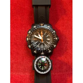 Reloj Militar Luminox Reckon Con Brújula