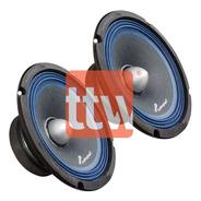 Kit 2 Parlante Medio Audiopipe 6 Apmb-620pm 250w 125 Rms 4 O