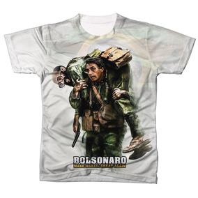 Camisa Camiseta Jair Bolsonaro Mito Presidente Direita 14