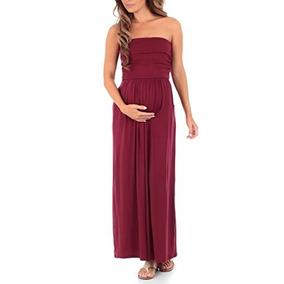 Vestidos Casuales Maternidad Moda Mujeres Embarazo Ropa