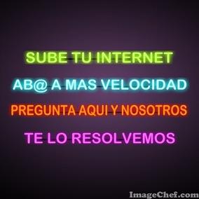 Bam Internet Ab@ Sube Tus Megas Seguro Rapido