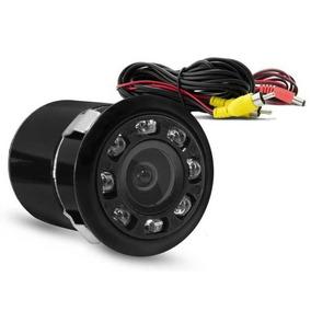 Câmera De Re Kx3 Visão Noturna Infra Vermelho 18,5 Mm