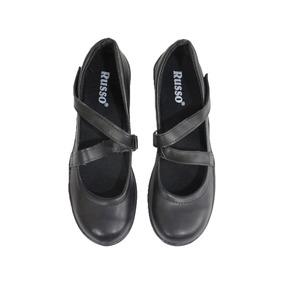 Zapato Para Colegial Marca Russo