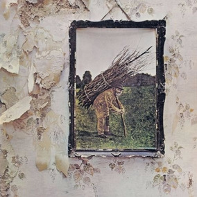 Lp Sem Estoque Led Zeppelin Iv Lacrado 180g Imported