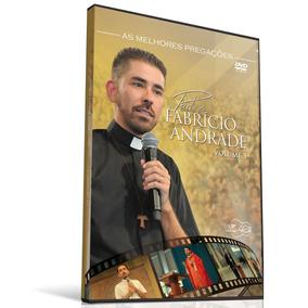Dvd As Melhores Pregações - Padre Fabrício Andrade