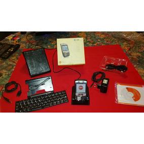 Palm Treo 750 - Remato Lote Completo C/todos Los Accesorios