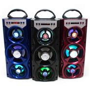 Caixa De Som Amplificadora Grasep D-bh2059 20w Fm Usb Sd