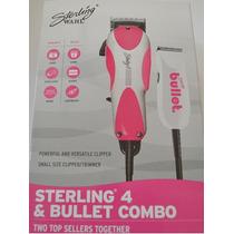 Wahl Sterling 4 Bullet Combo