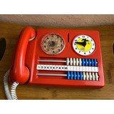 Teléfono Antiguo De Juguete, Cypsa