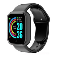 Smartwatch Relógio Inteligente D20/y68 Fitpro Foto Na Tela