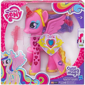 My Little Pony Princesa Cadance Com Som E Luz - Hasbro