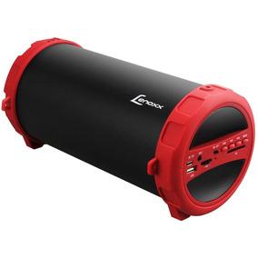 Caixa De Som Portátil Lenoxx Speaker Boom Bt520, 20w Rms -