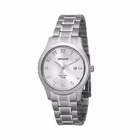 9ff0b20f0ef Relogio Seculus Titanium 5atm - Relógios De Pulso no Mercado Livre ...