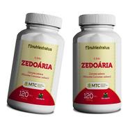 Curcuma Zedoária Curcumina 240 Capsulas 300 Mg Saúde 100%